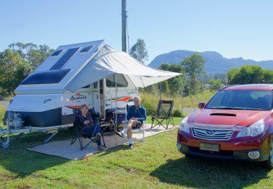 Remorque-camping